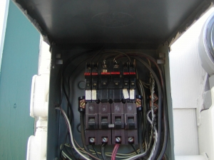 Federal Pacific Electrical (FPE) Panel