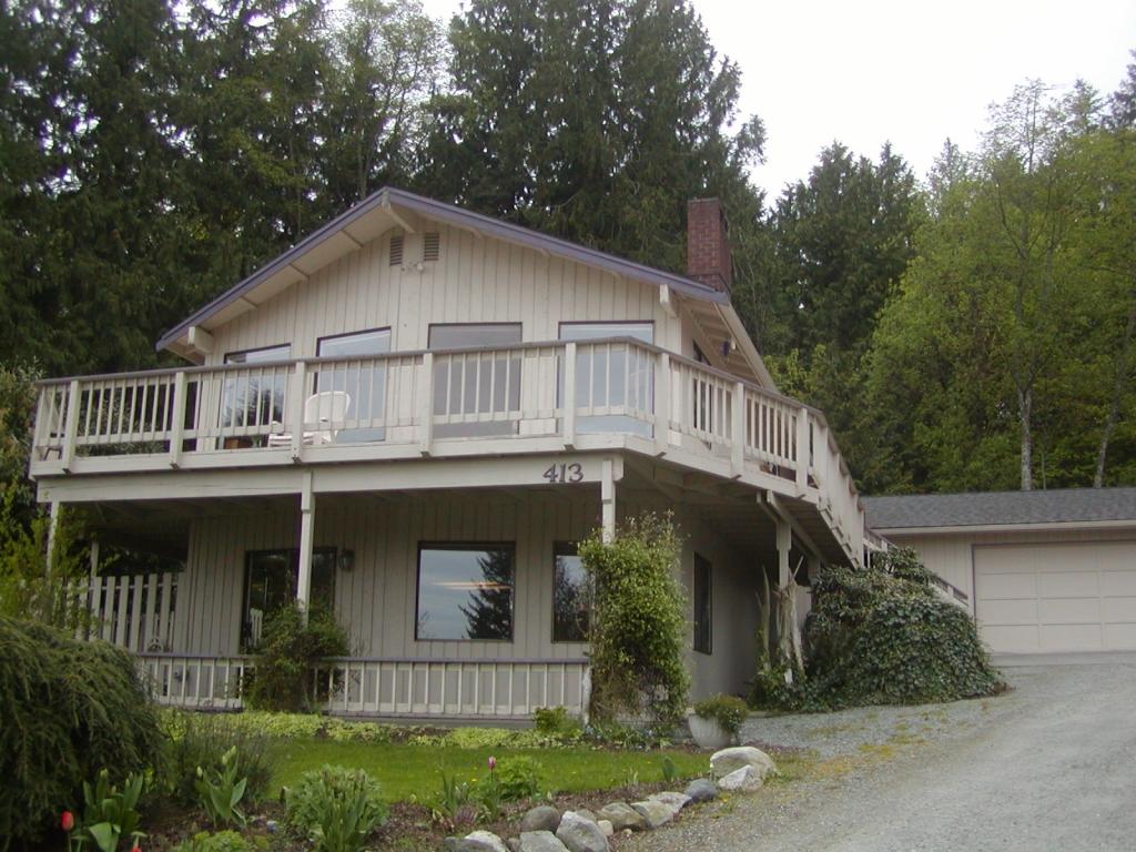 two story house testimonial