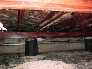 small crawl space