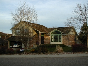 brick home in testimonial