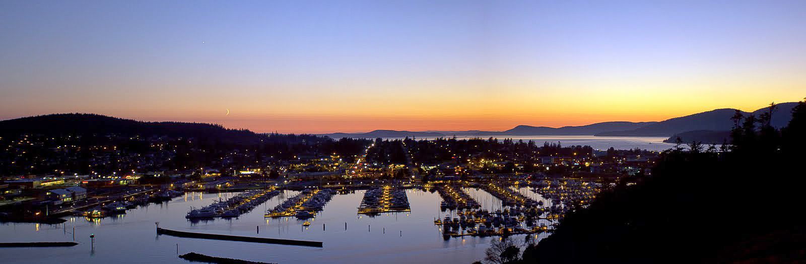 Cap Sante Marina - Home inspections in Anacortes, Fidalgo Island, and Guemes.