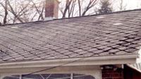 Diamond asbestos roofing