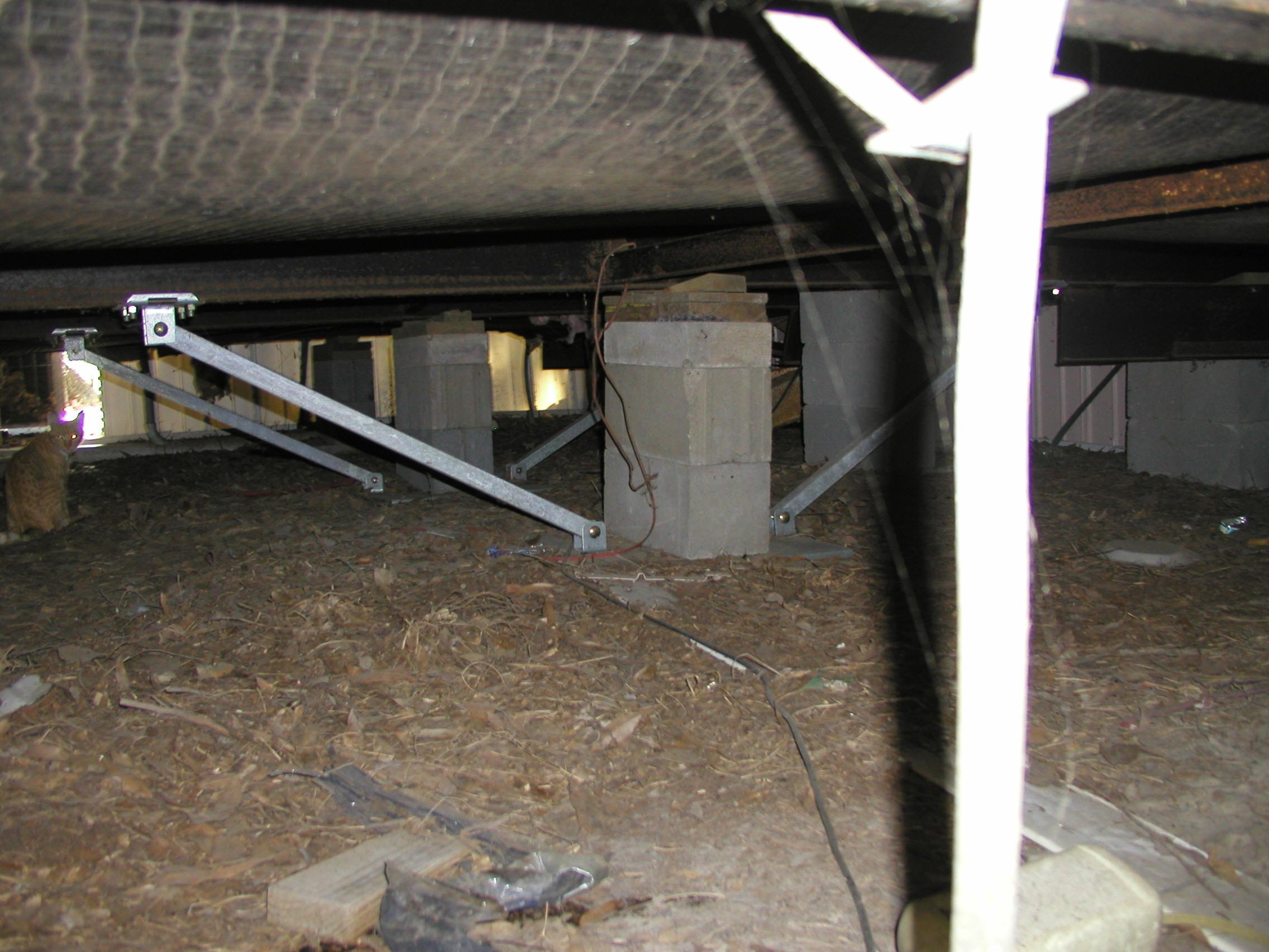 FHA Hud foundation inspection