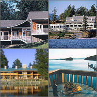 4 Homes in San Juan Islands